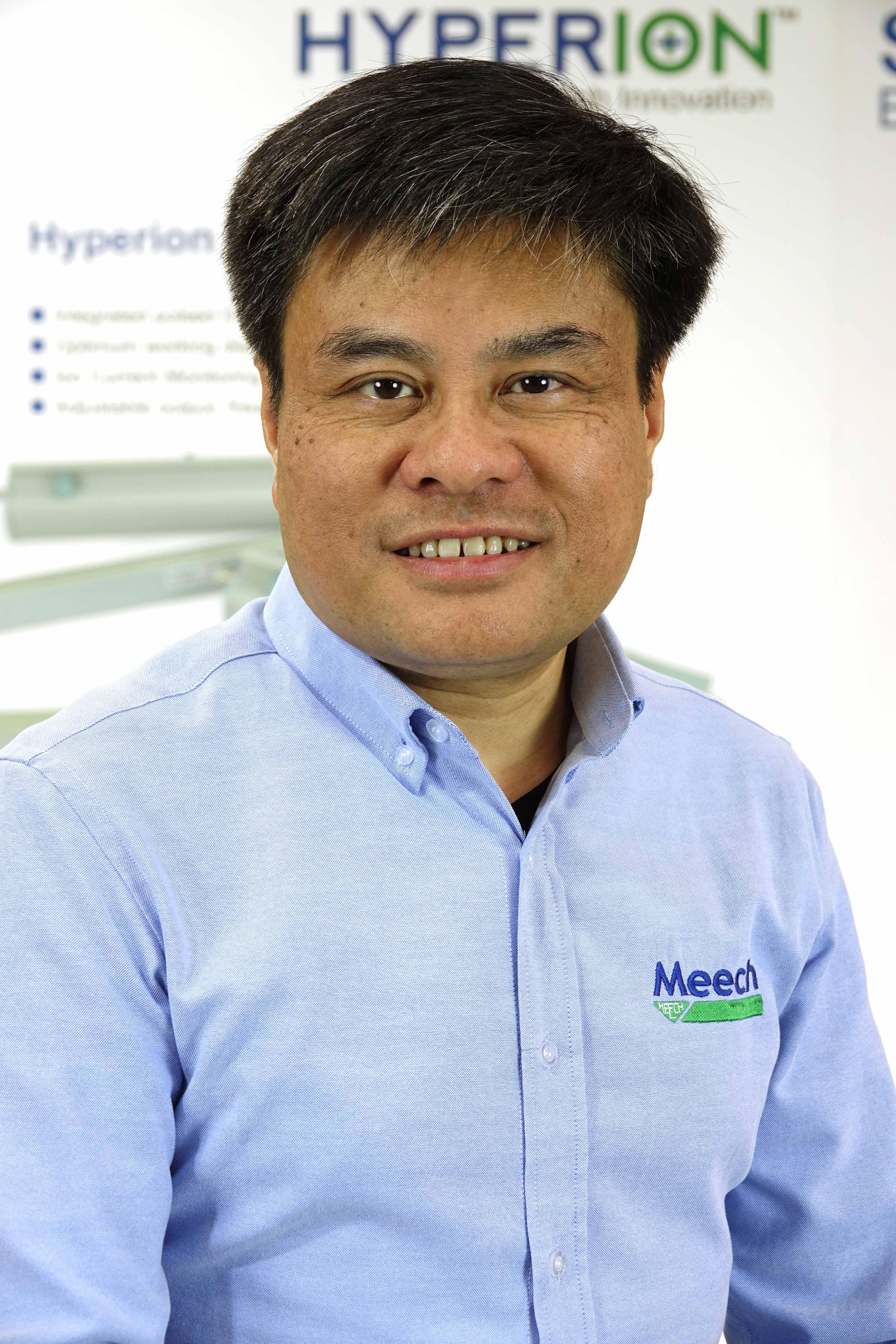Richard Kang - Meech