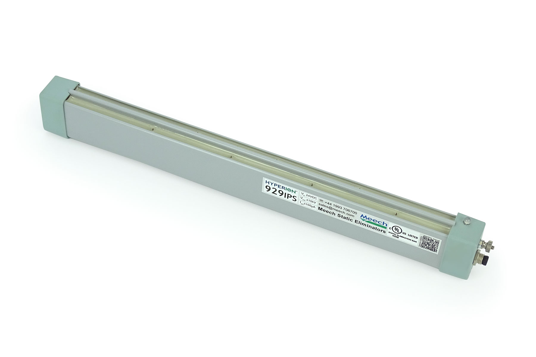 Hyperion 929IPS Mid-Range Pulsed DC Ionising Bar