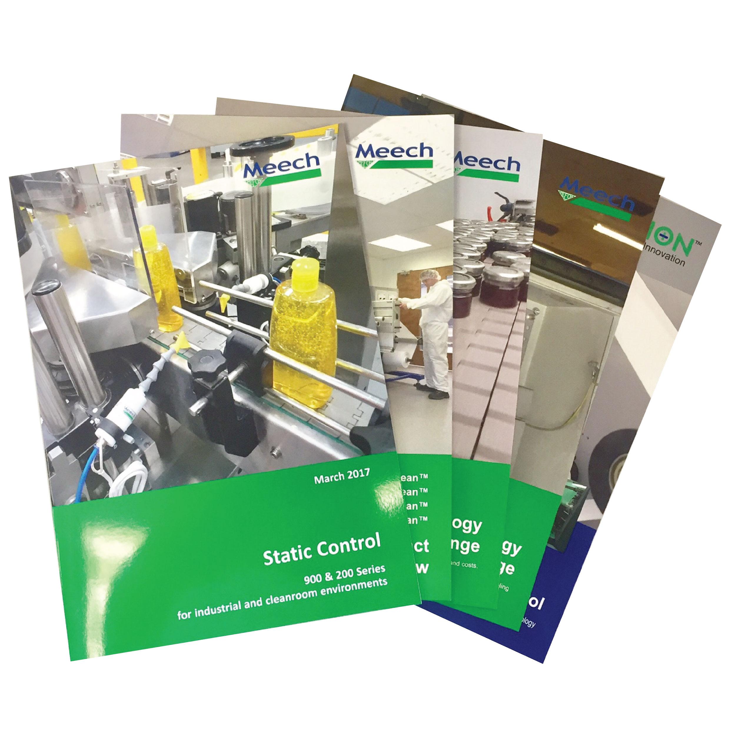 Translated Brochures