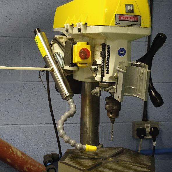 Coldstream Air Gun Applications
