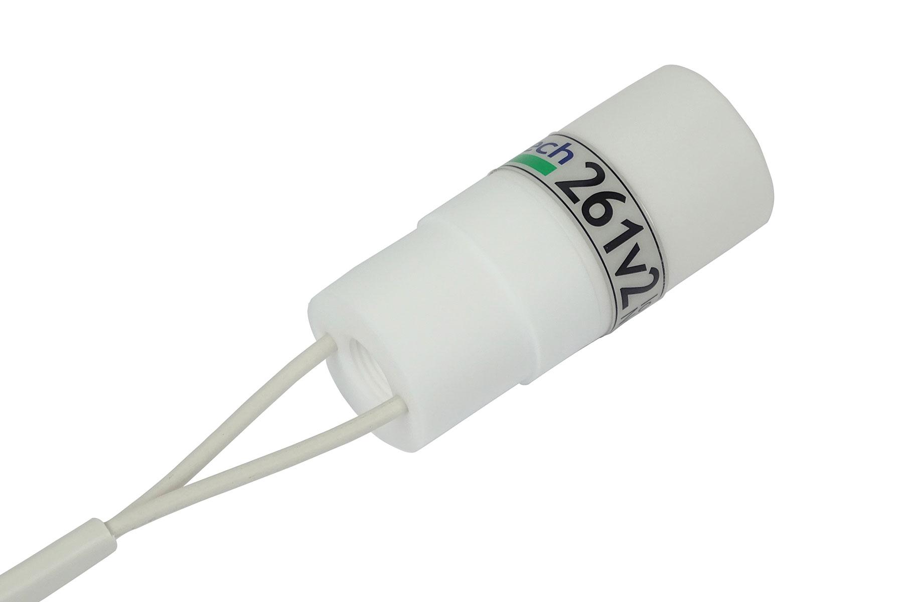 261v2-¼ Ion Nozzle