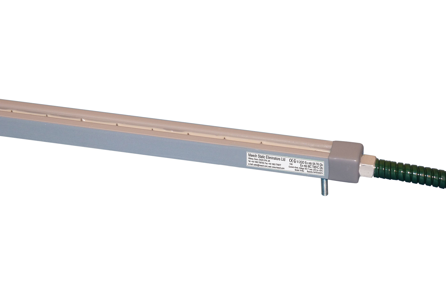 914EX AC-Ionensprühstab für EX-Bereich