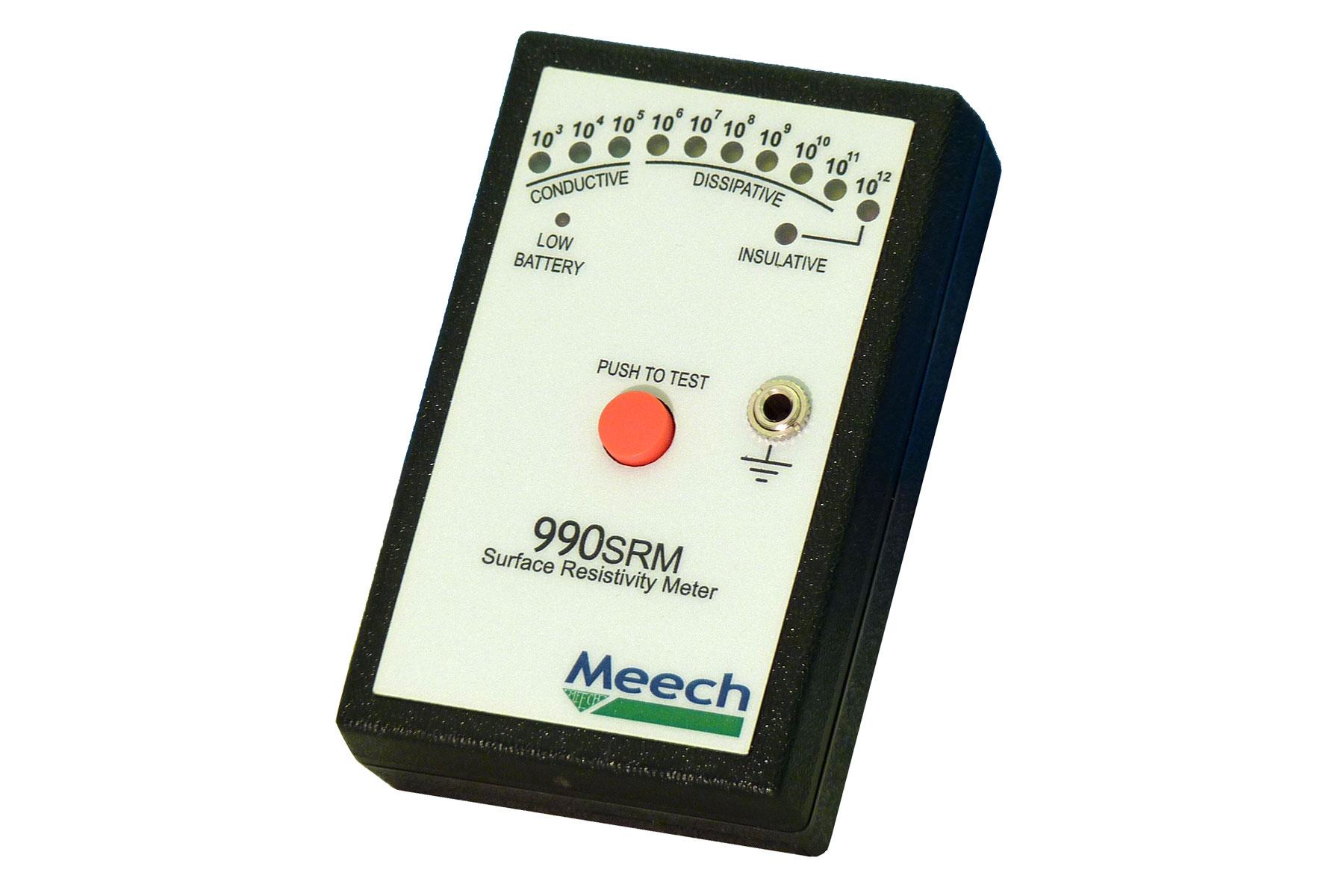990SRM Messgerät Oberflächenwiderstand