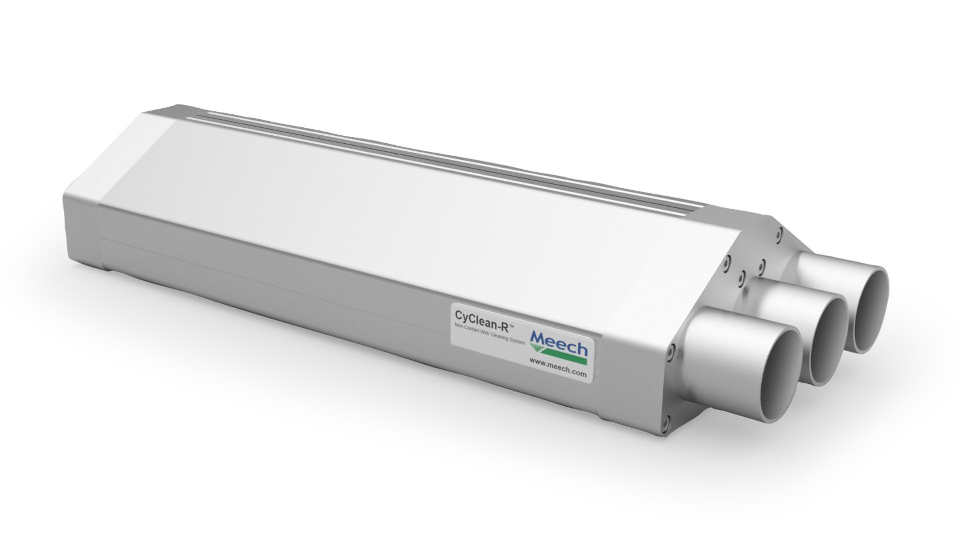 CyClean-R™ kontaktlose Bahnreinigung für schmale Bahnen