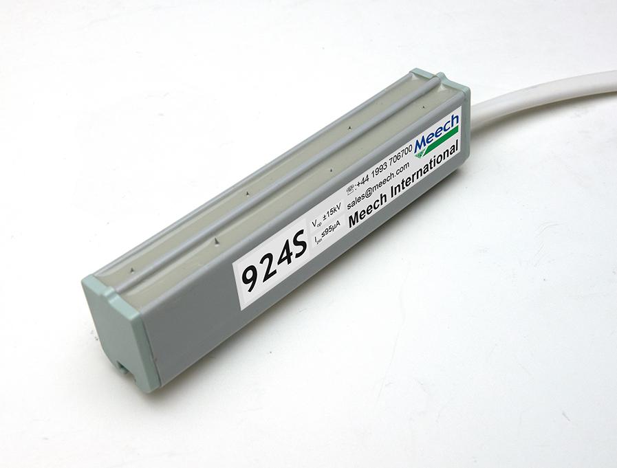 924S Pulsed DC Ionising Bar