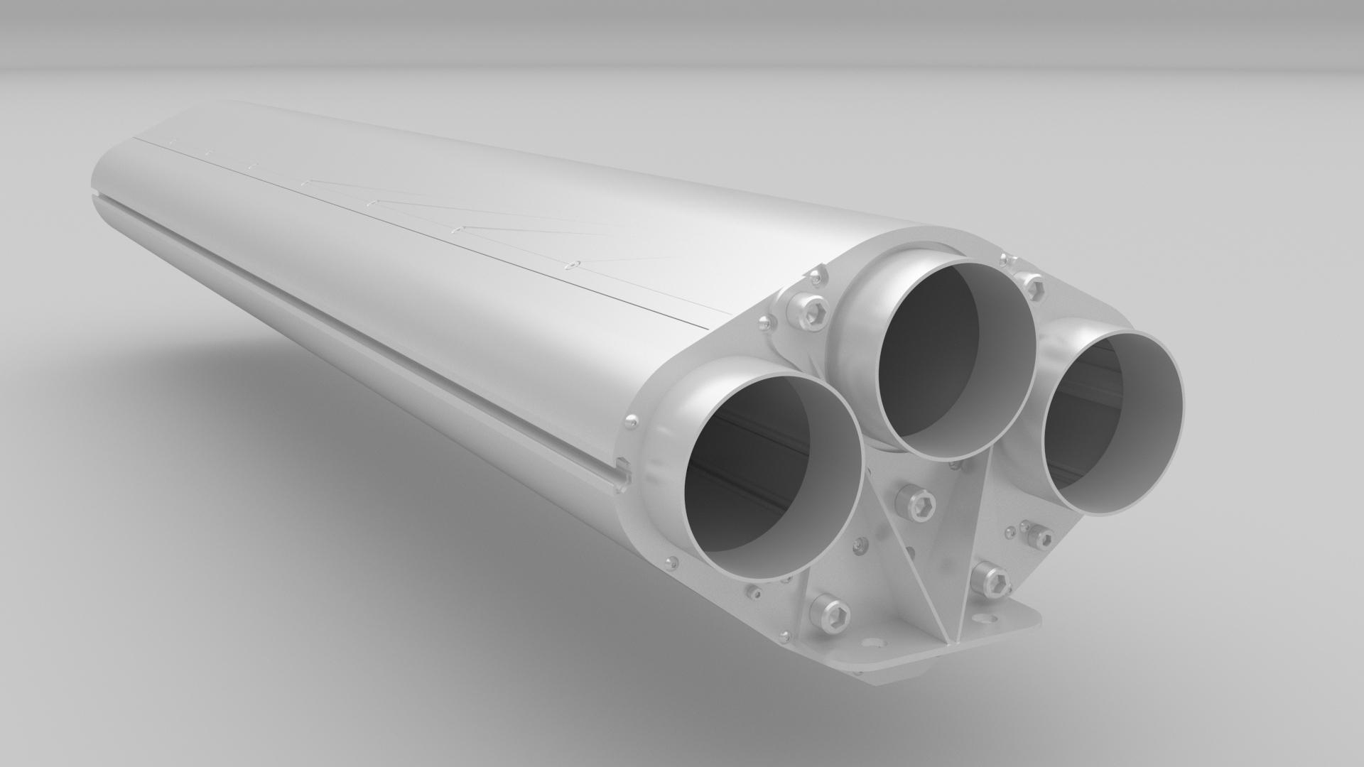 CyClean-R™ kontaktlose Bahnreinigung für breite Bahnen