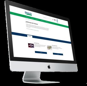 JetStream Web page